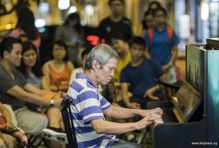 Pianovers Meetup #103, Albert Chan performing