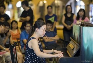 Pianovers Meetup #103, Jenny Soh performing