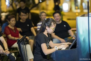 Pianovers Meetup #103, Giselle Teh performing