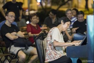 Pianovers Meetup #103, Lim Ee Fong performing