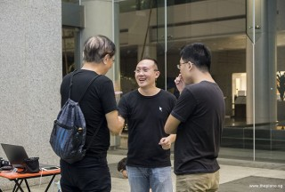 Pianovers Meetup #104, Amos Ko, Sng Yong Meng, and Jeremy Foo