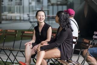 Pianovers Meetup #105, Carin, and Mayuri Gupta
