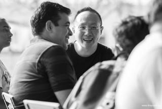 Pianovers Meetup #105, Ritesh, and Sng Yong Meng