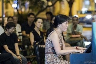 Pianovers Meetup #105, May Ling performing