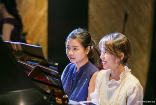 Pianovers Recital 2018, Jasmine Khoo, and Janel Chua