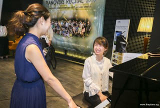 Pianovers Recital 2018, Jasmine Khoo, and Janel Chua #2