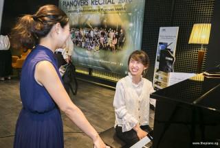 Pianovers Recital 2018, Jasmine Khoo, and Janel Chua #2
