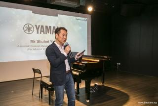 Pianovers Recital 2018, Shuhei Yahagi