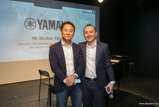 Pianovers Recital 2018, Shuhei Yahagi, and Sng Yong Meng
