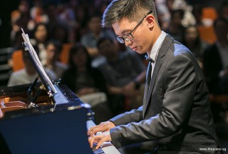 Pianovers Recital 2018, Max Zheng performing #4