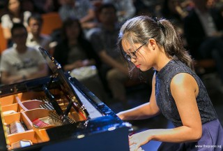 Pianovers Recital 2018, Erika Iishiba performing #4
