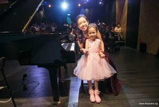 Pianovers Recital 2018, Jenny Soh, and Chia I-Wen