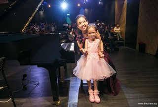 Pianovers Recital 2018, Jenny Soh, and Chia I-Wen
