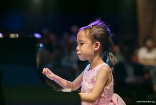 Pianovers Recital 2018, Chia I-Wen performing #3