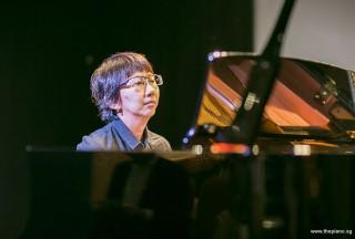 Pianovers Recital 2018, Pek Siew Tin performing #1