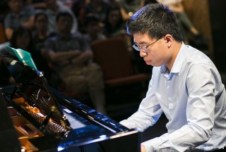Pianovers Recital 2018, Jeremy Foo performing #3