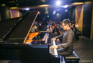 Pianovers Recital 2018, Xavier Hui performing #2