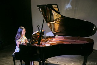 Pianovers Recital 2018, Charmaine Cher performing #1
