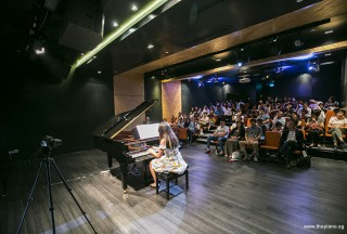 Pianovers Recital 2018, Charmaine Cher performing #3
