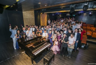 Pianovers Recital 2018, Group picture #2
