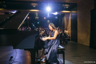 Pianovers Recital 2018, Pauline Tan performing #2
