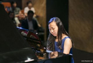 Pianovers Recital 2018, Pauline Tan performing #4