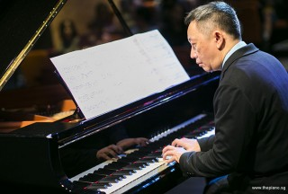 Pianovers Recital 2018, Gavin Koh performing #2