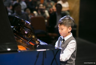 Pianovers Recital 2018, Shawn Lee performing #2