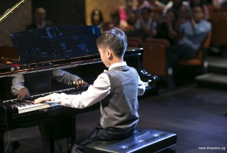 Pianovers Recital 2018, Shawn Lee performing #3