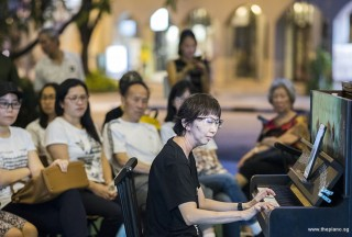 Pianovers Meetup #107, Pek Siew Tin performing