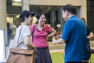 Pianovers Meetup #107, Grace Wong, May Ling, and Amos Ko