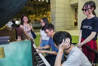 Pianovers Meetup #107, Max Zheng playing