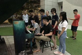 Pianovers Meetup #107, Jamming #4