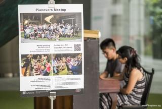 Pianovers Meetup #108, Song Yang, and Lowell Tan