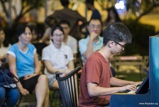 Pianovers Meetup #108, Max Zheng performing
