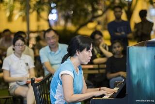 Pianovers Meetup #108, May Ling performing