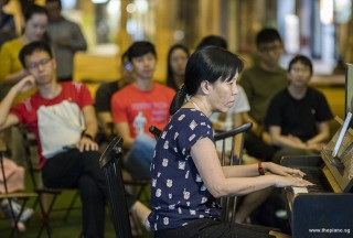 Pianovers Meetup #109, May Ling performing