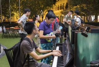 Pianovers Meetup #109, Kenneth Guan, and Lim Ee Fong