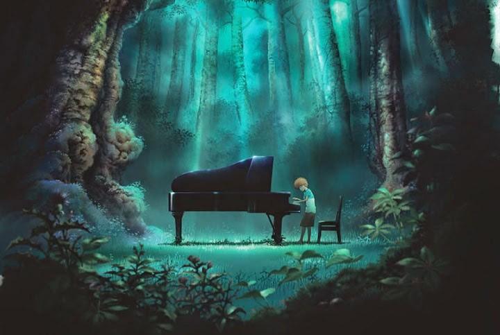 Piano No Mori (Piano's Forest)