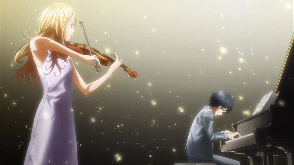 Shigatsu wa Kimi no Uso (Your Lie in April)