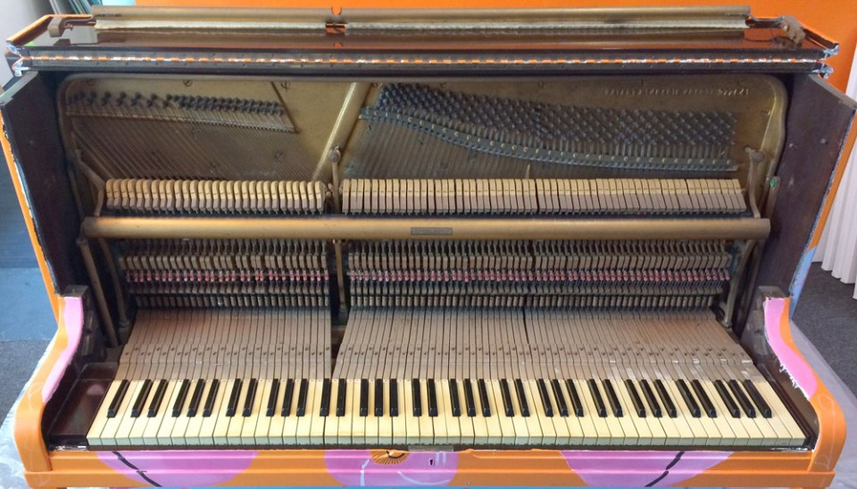 Old English Piano