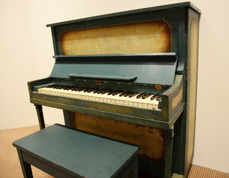 The Casablanca Piano by Richardson's Inc (Photo by RichestLifestyle.com)