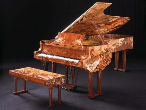 Sound of Harmony (by SteinwayPianos.com)