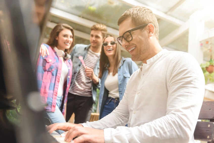 Pianovers Meetup