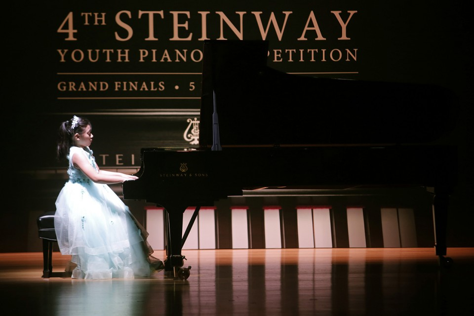 Jessie Meng Yi Rui Xue, Grand Prize Winner of 4th Steinway Youth Piano Competition 2018 @