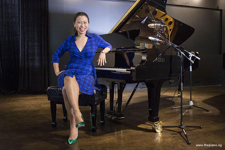 Interview with Michelle SgP: Launch of Multiplicity Album, Michelle SgP