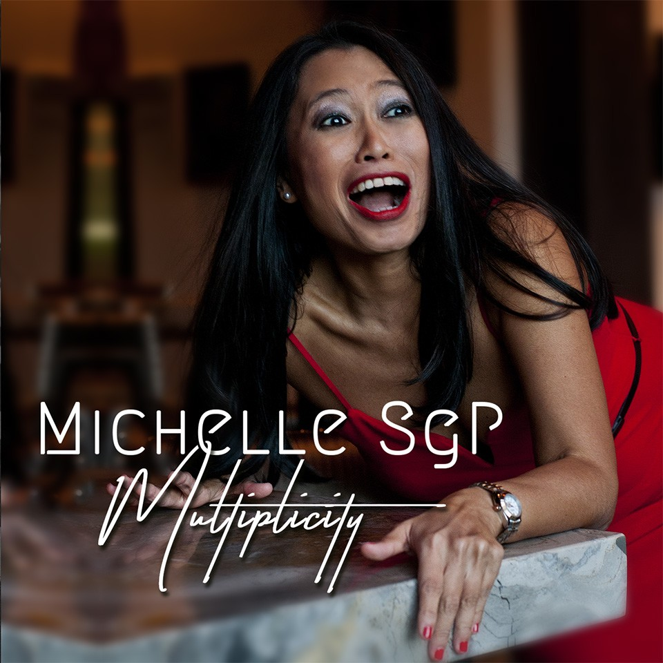 Interview with Michelle SgP: Launch of Multiplicity Album, Cover Art
