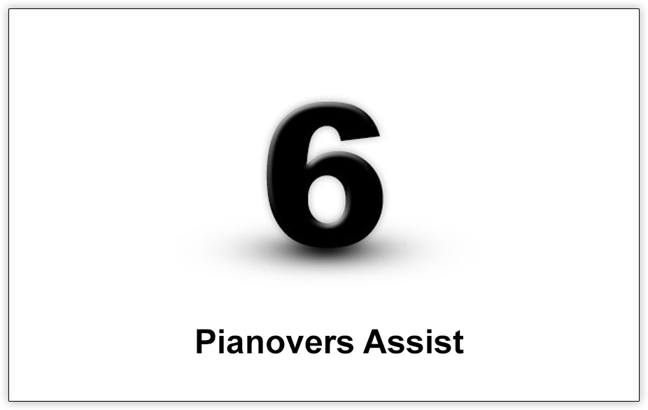 Pianovers Assist