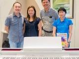 Pianovers Meetup #31, Yong Meng, Elyn, Zensen, Siew Tin