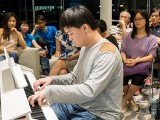 Pianovers Meetup #31, Ace performing